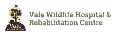 Vale Wildlife Hospital and Rehabilitation Centre Logo Website Link
