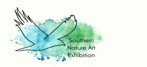 Southern Nature Art Exhibition Logo Website Link