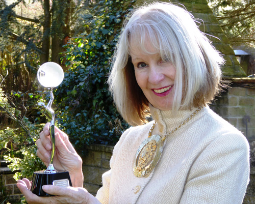Lifetime Achievement Award for Pollyanna Pickering