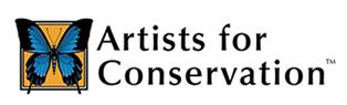 Artists for Conservation Logo Website Link