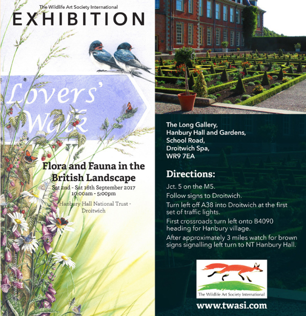 Wildlife Art Society International Exhibition