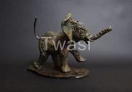 'Elephant Calf' by Elliot Channer elliotchanner@hotmail.co.uk http://www.elliotchanner.co.uk/