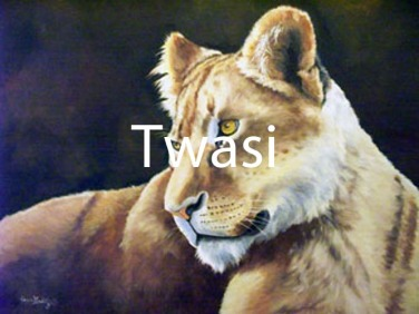 Karen Gaetz - Lioness karen.gaetz@gmail.com