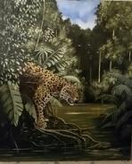 'Jaguar' by Nick Dawe daweart2015@gmail.com