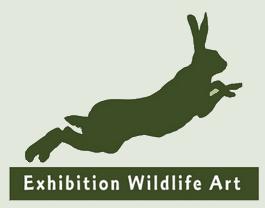 Exhibition Wildlife Art Logo Website Link