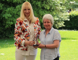 'Bitterns at Minsmere' by Frances Sullivan - Winner of the Bronze Citation Award 2018