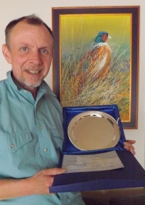 THE KEN STROUD FOUNDER'S AWARD David E Finney – Pheasant