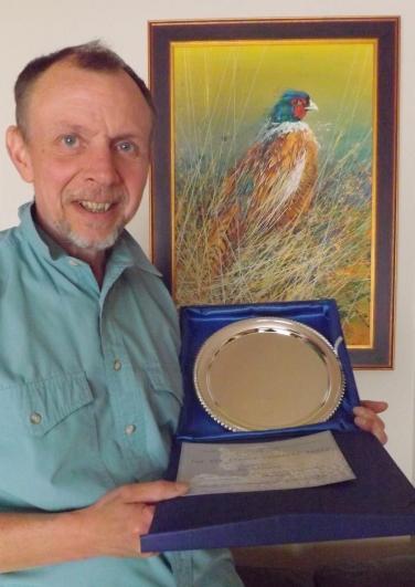 THE KEN STROUD FOUNDER'S AWARD David E Finney – Pheasant