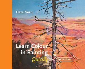 Hazel Soan Learn Colour in Painting Workshop June 2018