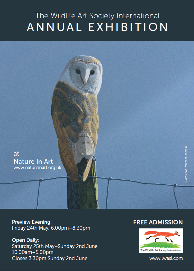 The Wildlife Art Society International – Art with conservation