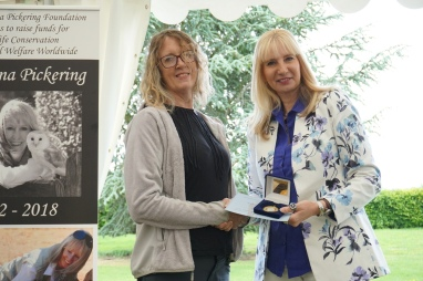 Clare Shaughnessy Gold Citation For Art