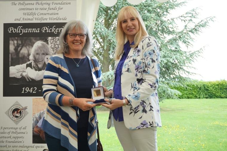 Deb Stanley The David Shepherd Award