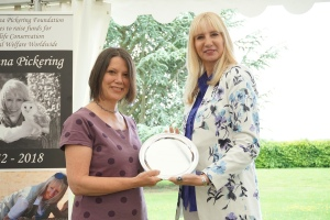 Frances Daunt The Ken Stround Founders Award