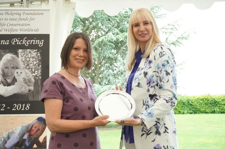 Frances Daunt The Ken Stround Founders Award