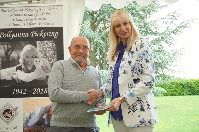 Geoff Jennings The Keith Shackleton Award