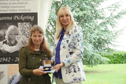 Jane Holford Atkin Bronze Citation