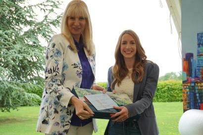 Jess Pritchard Derwent Drawing Award TWASI NIA Exhibition 2019