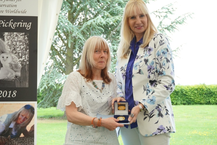Joy Roberts Gold Citation for Photograph