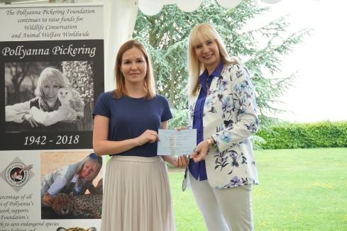 Julia Dubinina The Wildlife Art Society International Award