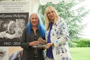 Susan Lambourne The Christopher Parsons Award S