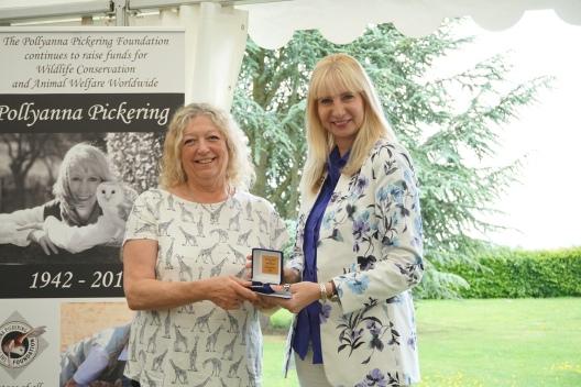 Victoria Parsons Bronze Citation