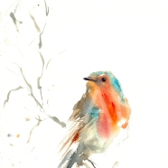James Hollis - Robin info@jameshollisart.co.uk https://www.jameshollisart.co.uk