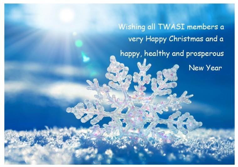 TWASI Members Christmas Wishes 2019