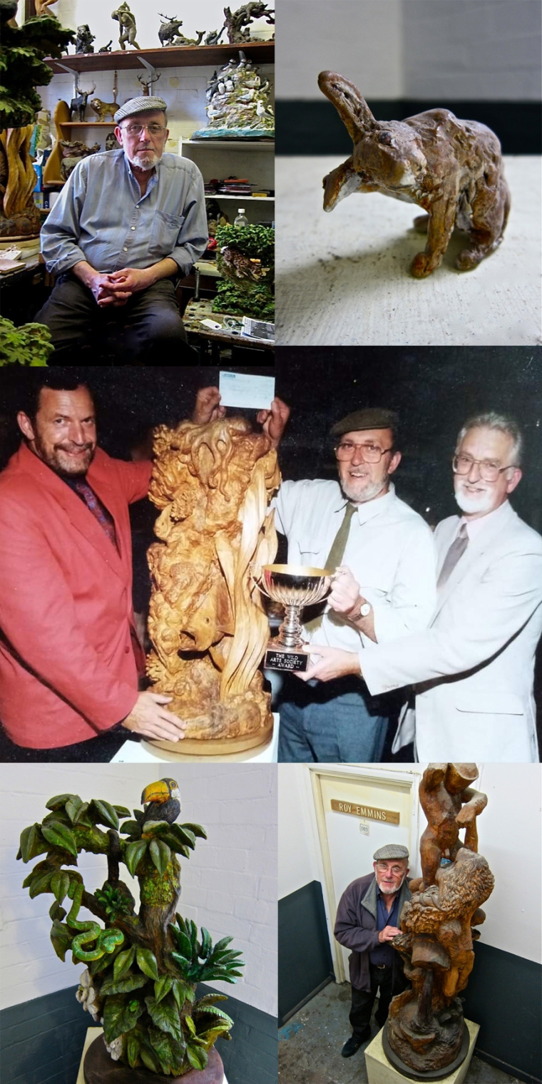 Roy Emmins photo montage 1